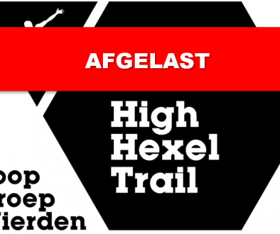High Hexel Trail afgelast